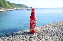 コーラと海 プリ画像