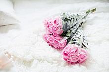 pink bunch of flowersの画像(プリ画像)