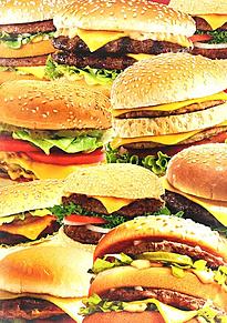 hamburgerの画像(プリ画像)