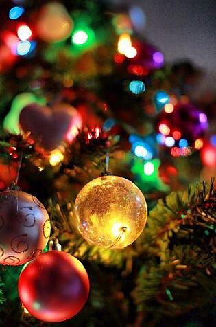Christmas treeの画像(プリ画像)