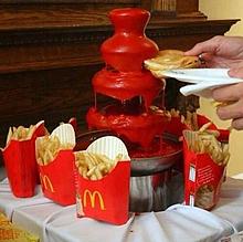 Mcdonald's French friesの画像(プリ画像)