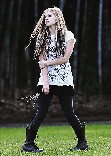 Avril Lavigneの画像(プリ画像)
