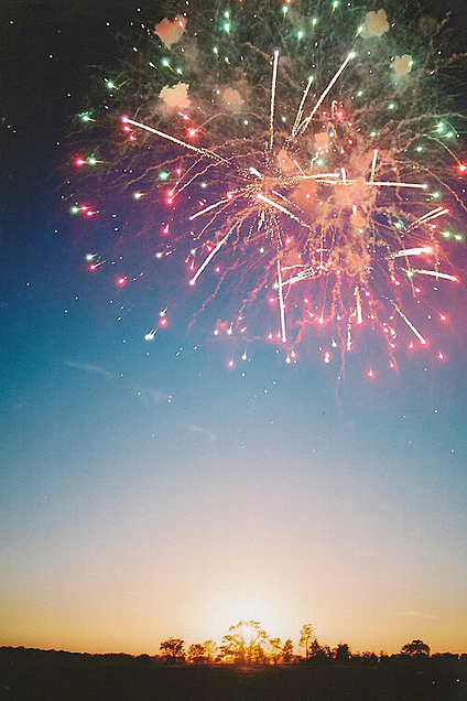 fireworksの画像(プリ画像)