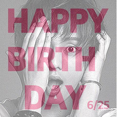 Happy Birthday♪の画像(プリ画像)