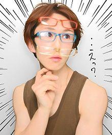 プリクラ メガネ×3の画像(プリ画像)