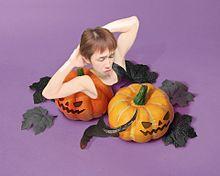 季節感なしのあえてのハロウィン プリ画像