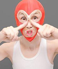 マスクはキッズ用か?の画像(ポーズに関連した画像)