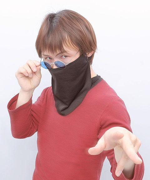 メガネとマスクの画像 プリ画像