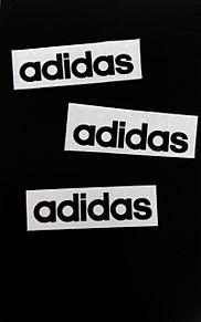 adidas.♡の画像(絵文字に関連した画像)