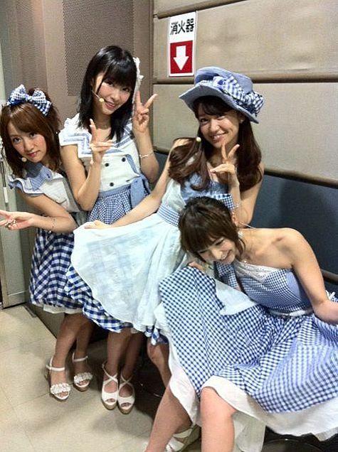HKT48 指原莉乃 高橋みなみ 大島優子 篠田麻里子の画像(プリ画像)
