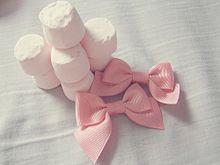 ribbon プリ画像