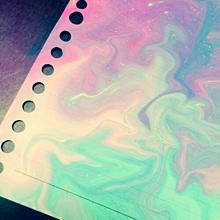 ファンタジーなルーズリーフの画像(神秘的/幻想的/綺麗に関連した画像)