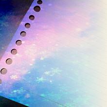綺麗な空 ルーズリーフの画像(プリ画像)