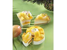 マンゴー&パイナップルのおいしさに心もとろけそう!!魅惑のトロピカルスイーツを銀座コージーコーナーで!の画像(コージーコーナーに関連した画像)