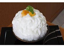 """奈良はおいしいかき氷の街!ふわふわ新食感の""""エスプーマ氷""""が登場の画像(エスプーマに関連した画像)"""
