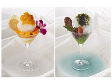 """まだまだ続くかき氷ブーム、今度は高級感あふれる味わいを!ホテルで食べるワンランク上の""""プレミアムかき氷""""3選の画像(高級感に関連した画像)"""