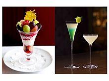 たわわに実った果樹園厳選の「ぶどう」がパフェに 資生堂パーラーにお目見えの画像(資生堂パーラーに関連した画像)