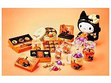 """【ゴディバ】黒ネコがハロウィンに迷い込んだ!?ハロウィン限定コレクションは""""ネコのいたずら""""の画像(ゴディバに関連した画像)"""
