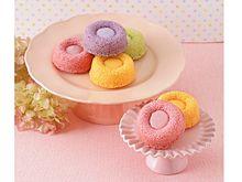 女心をくすぐるかわいさ!小さな花を思わせる可憐な新作焼菓子「フィオーリ」新登場の画像(焼菓子に関連した画像)