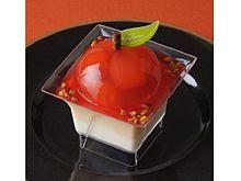 【銀座コージーコーナー】つやつやの真っ赤なジュレはため息もの!!今すぐ食べたいりんごの新作スイーツの画像(コージーコーナーに関連した画像)