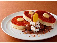 【ホテルニューオータニ大阪】「ふわっカリッ」の食感が新しい!秋の新作は、進化した特製パンケーキ!!の画像(ホテルニューオータニに関連した画像)