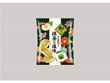 天保年間創業の老舗、京都・宇治 森半とコイケヤがコラボした「和ポテト 抹茶と塩味」が新発売!の画像(ライフスタイルに関連した画像)