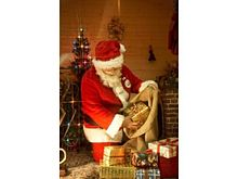ホテルニューオータニ大阪に公認サンタクロースがやってくる?!クリスマスに最高のサプライズを!の画像(ホテルニューオータニに関連した画像)