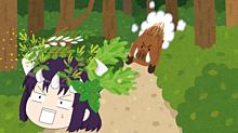 野草に好かれる饅頭の画像(好かれるに関連した画像)