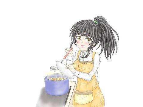 料理娘の画像 プリ画像