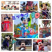 ミッキーさん、Happy Birthday!! プリ画像