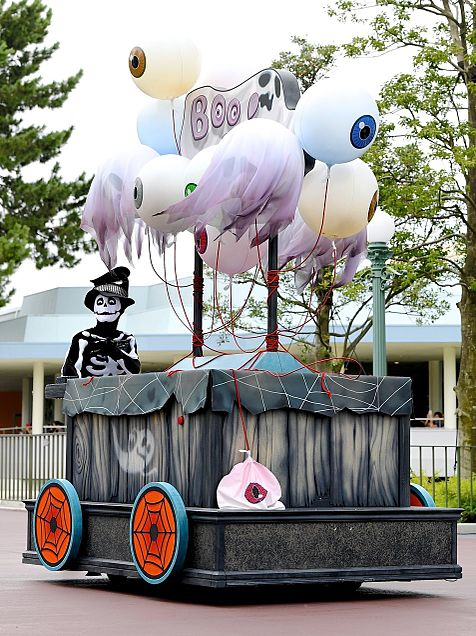 スプーキーBOO!!の綿菓子屋さんの画像 プリ画像