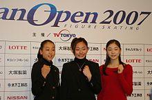 2007ジャパンオープン プリ画像
