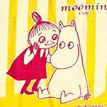 ムーミンガーゼタオルの画像(ミムラに関連した画像)