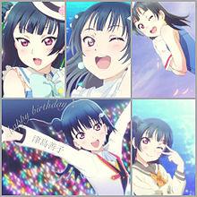 happy birthday!津島善子!