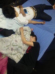 にしじめは寝ている。の画像(プリ画像)