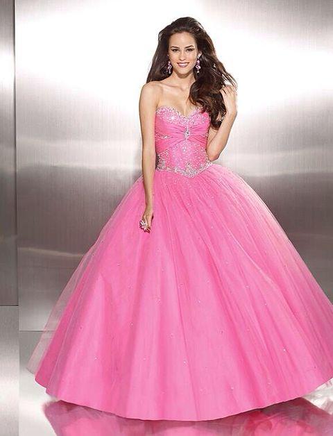 ピンクドレスの画像(プリ画像)