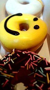 加工自由 かわいいドーナツの画像(プリ画像)