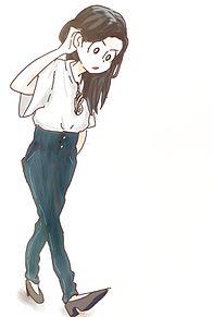 おしゃんてぃカラ子の画像(プリ画像)