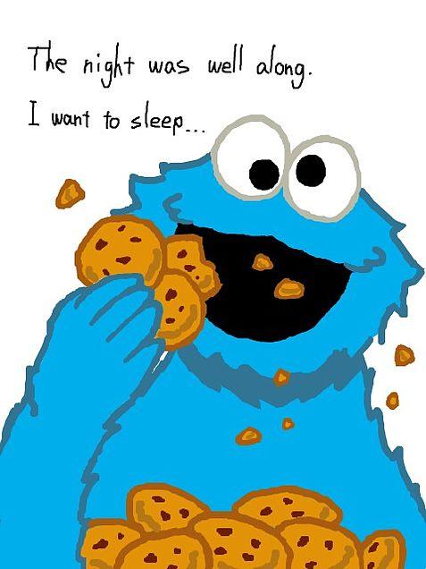 クッキーモンスターの画像 プリ画像