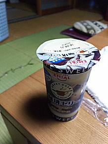 コーヒーゼリー 北海道産生クリーム スイーツ デザートの画像(プリ画像)
