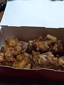 ほっともっと お弁当屋さん 唐揚げ 肉 揚げ物の画像(プリ画像)