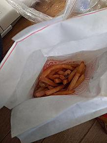 フライドポテト ほっともっと お弁当屋さん 揚げ物の画像(プリ画像)