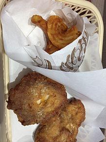ケンタッキー KFC チキン フライドポテトの画像(KFCに関連した画像)