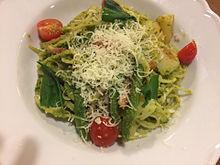 ジェノベーゼ パスタ スパゲッティの画像(ジェノに関連した画像)