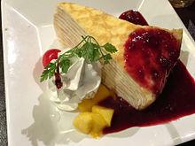ミルフィーユ スイーツ デザート ケーキの画像(#ミルフィーユに関連した画像)