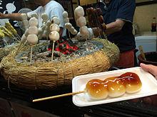千葉県成田市 団子 だんご 和スイーツの画像(和スイーツに関連した画像)
