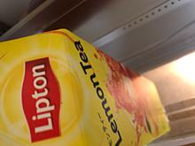 リプトン 紅茶 レモンティーの画像(リプトンに関連した画像)
