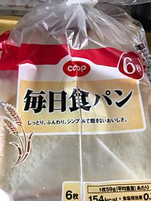 co-op 毎日食パンの画像(食パンに関連した画像)