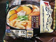 ほうとう 冷凍食品の画像(冷凍食品に関連した画像)