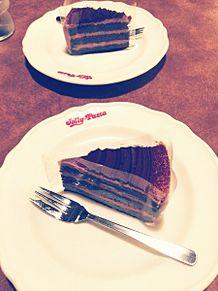 ジョリーパスタ チョコレートケーキの画像(チョコレートケーキに関連した画像)